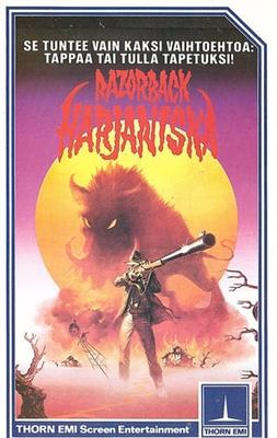 Razorback poster #1578356