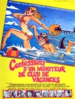Confessions from a Holiday Camp movie poster