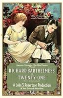 Twenty-One movie poster