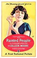 Painted People movie poster