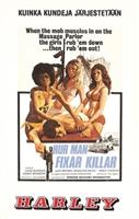 The Manhandlers movie poster