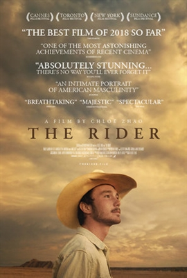 The Rider poster #1579085