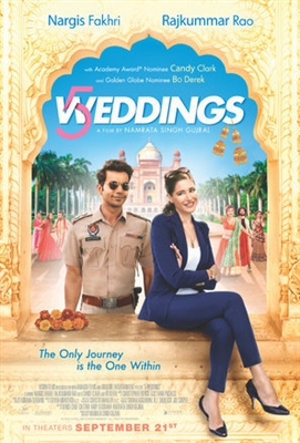 5 Weddings poster #1579329