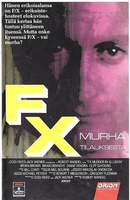 F/X poster #1579992