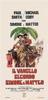 Il vangelo secondo Simone e Matteo poster #1580085