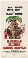 Il vangelo secondo Simone e Matteo #1580085 movie poster