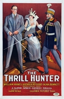 The Thrill Hunter movie poster