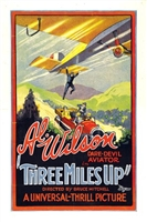 Three Miles Up movie poster