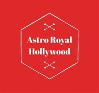 Astro Royal Hollywood movie poster