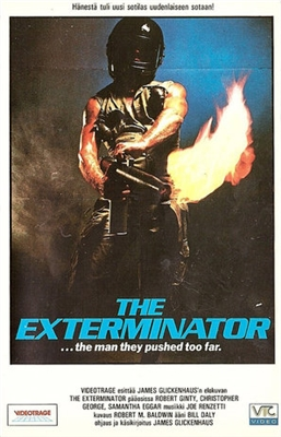 The Exterminator poster #1580992