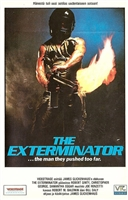 The Exterminator movie poster