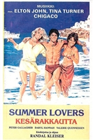 Summer Lovers movie poster
