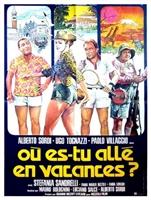 Dove vai in vacanza? movie poster