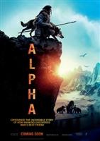 Alpha movie poster