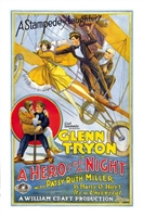 A Hero for a Night movie poster