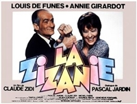 Zizanie, La movie poster