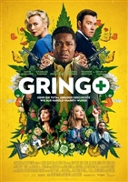 Gringo movie poster
