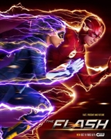 The Flash movie poster