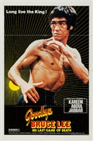 Goodbye Bruce Lee movie poster