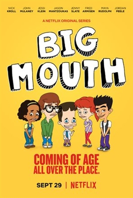 Big Mouth poster #1583978