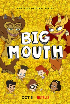 Big Mouth poster #1583979