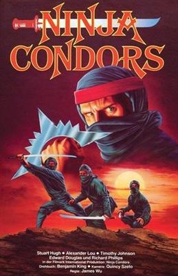 Ninjas, Condors 13 poster #1584085