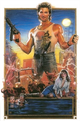 Big Trouble In Little China poster #1584429