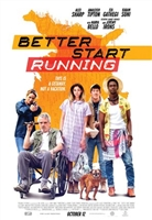 Better Start Running movie poster