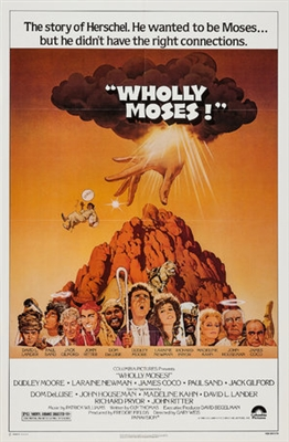 Wholly Moses! poster #1585341