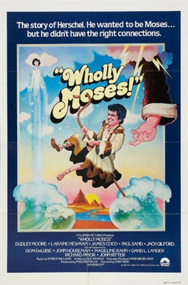 Wholly Moses! poster #1585342