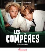 Les compères movie poster