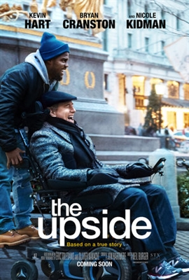 The Upside poster #1585854
