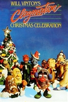 A Claymation Christmas Celebration movie poster