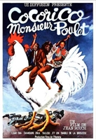 Cocorico Monsieur Poulet movie poster