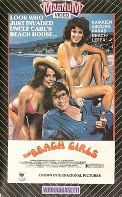 The Beach Girls poster #1586388