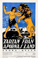Tarzan of the Apes movie poster