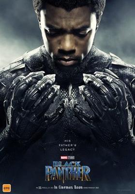 Black Panther poster #1586793