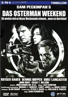 The Osterman Weekend movie poster