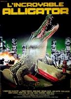 Alligator movie poster