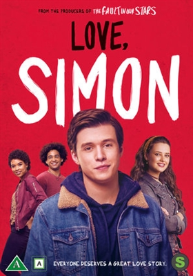Love, Simon poster #1587538