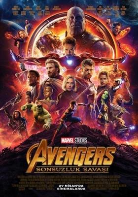 Avengers: Infinity War  poster #1587588