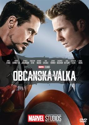 Captain America: Civil War poster #1587838