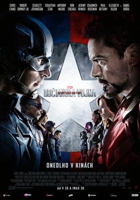 Captain America: Civil War poster #1587840