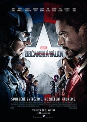 Captain America: Civil War poster #1587842
