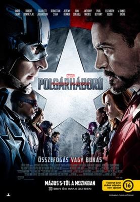 Captain America: Civil War poster #1587844