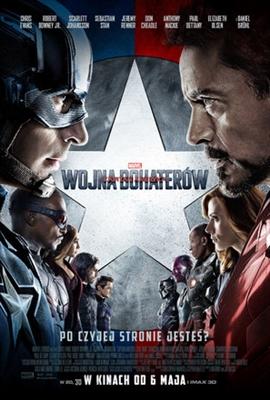 Captain America: Civil War poster #1587845