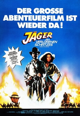 Raiders of the Lost Ark poster #1587957