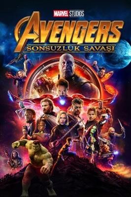 Avengers: Infinity War  poster #1587984