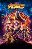 Avengers: Infinity War  #1588006 movie poster