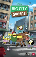 Big City Greens movie poster